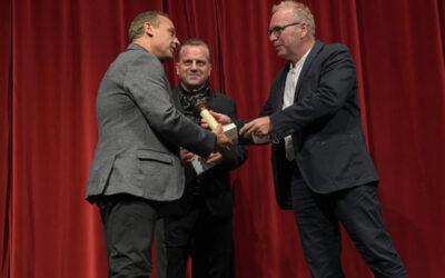 Földes Tamás kapta az idei Kaszás Attila-díjat